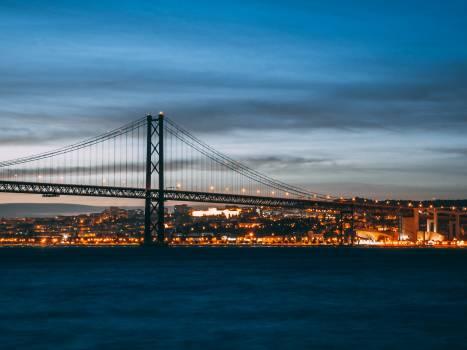Pier Support Bridge Free Photo