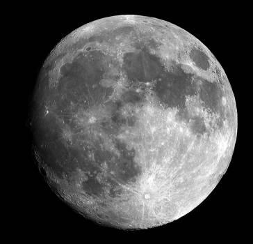Photo of Moon #34326