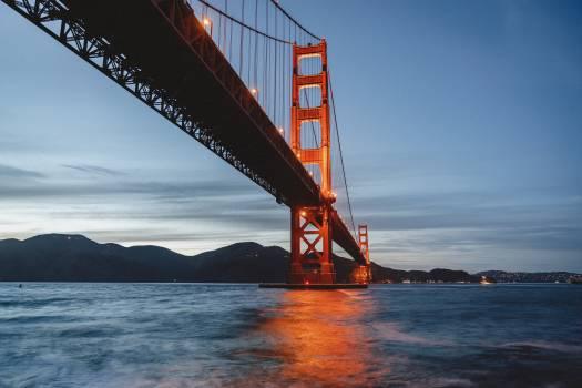 Bridge Pier Landmark Free Photo