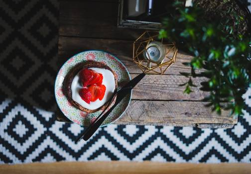 Cup Spindle Mat Free Photo