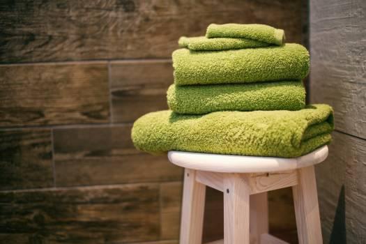 Towel Spa Bath Free Photo