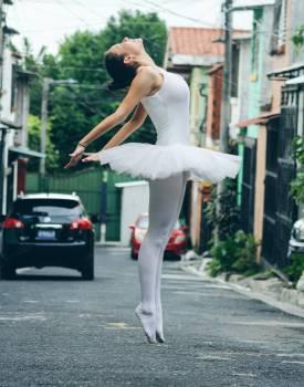 Action active balance ballerina #34506