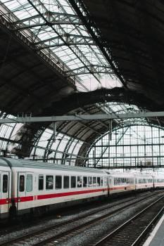 Train Station Bullet train #345253