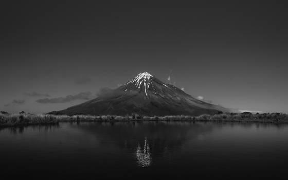 Volcano Mountain Natural elevation #345608
