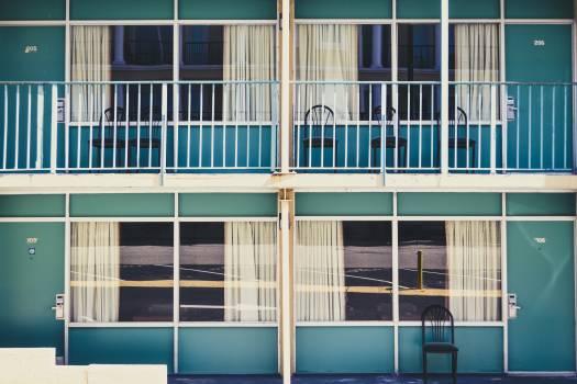 Balcony Building Architecture #346500