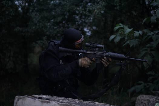 Rifle Gun Weapon Free Photo