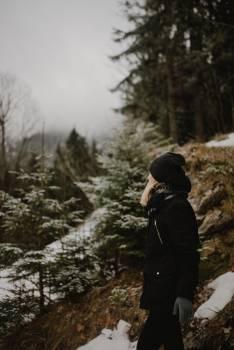 Mountain Hiking Travel Free Photo