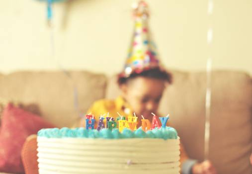 Candle Cake Birthday #347039