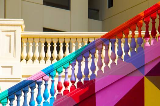 Baluster Support Railing Free Photo