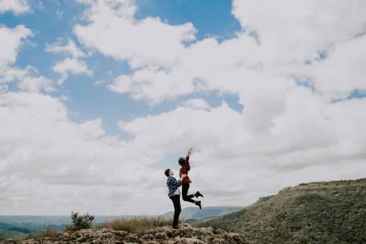 Ascent Slope Mountain Free Photo