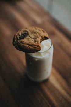 Cream Cocoa Food Free Photo