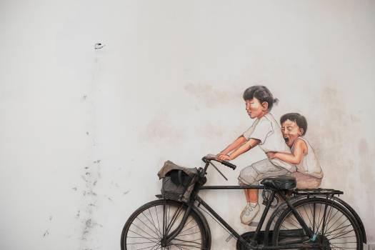 Bicycle Bike Tricycle Free Photo