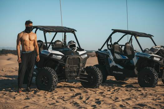 Vehicle Equipment Machine Free Photo
