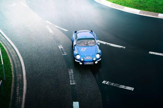 Car Road Speed Free Photo