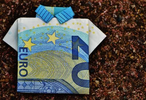 20 Euro Bill #34980