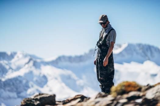 Mountain Man Adventure Free Photo