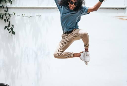 Skate Jumping Jump Free Photo