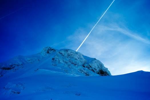 Mountain Snow Glacier #350851
