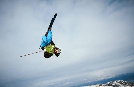 Ski Sky Air Free Photo