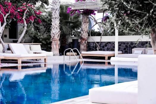 Resort Pool Water Free Photo