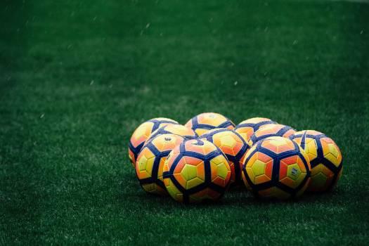Soccer ball Ball Game equipment Free Photo