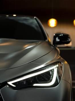 Headlight Car Auto Free Photo