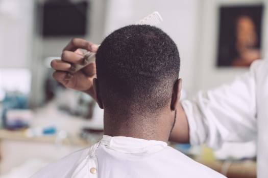 Man Hairdresser Person Free Photo