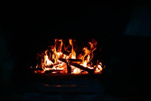 Blaze Fireplace Fire #351907