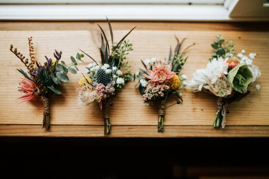 Bouquet Decoration Arrangement #352343