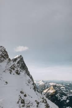 Mountain Snow Alp Free Photo