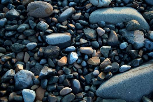 Rocks stones pebbles shapes #35462