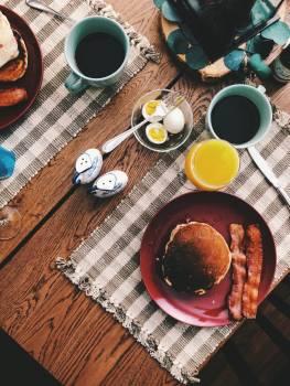 Breakfast Meal Food #355346