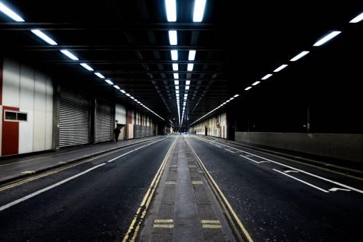 Station Tunnel Subway station #355771