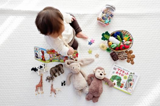 Doll Plaything Child #355820