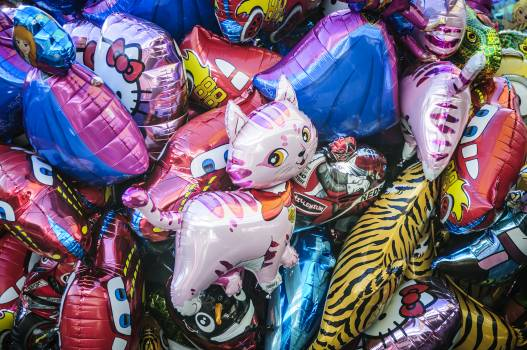 Balloons birthday celebration surprise #35624