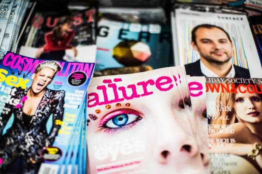 Magazine Face Product #356319