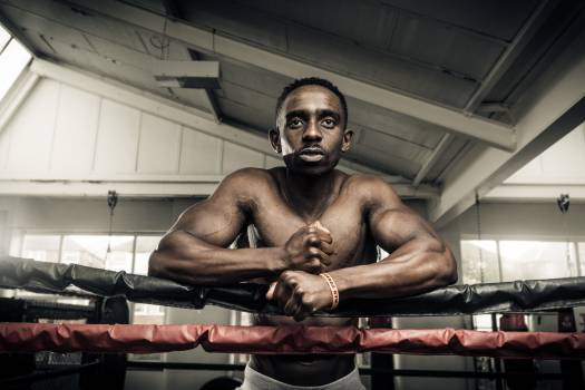 Combatant Wrestler Person Free Photo