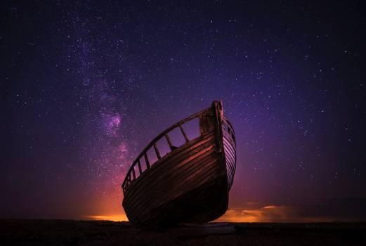 Ship Wreck Vessel Free Photo