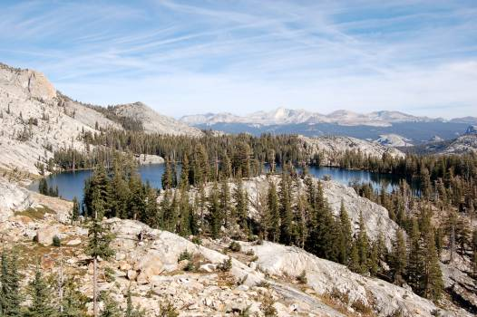 Mountain Range Landscape #358561