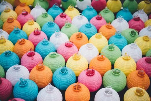 Bobbin Thread Colorful Free Photo