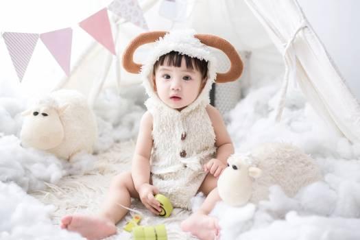 Child Little Cute Free Photo