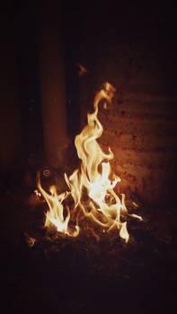 Fireplace Fire Flame #360950