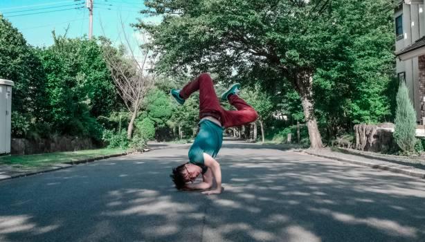 Wide dance move #36288