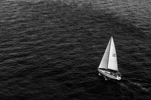 Yacht Vessel Sailboat #362940