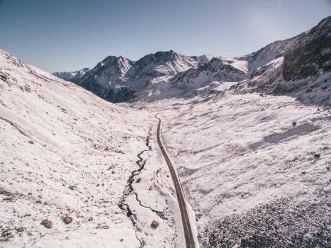 Mountain Snow Slope #363056