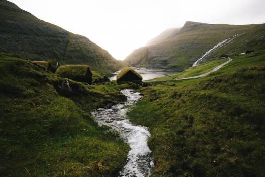 Highland Mountain Landscape #363171