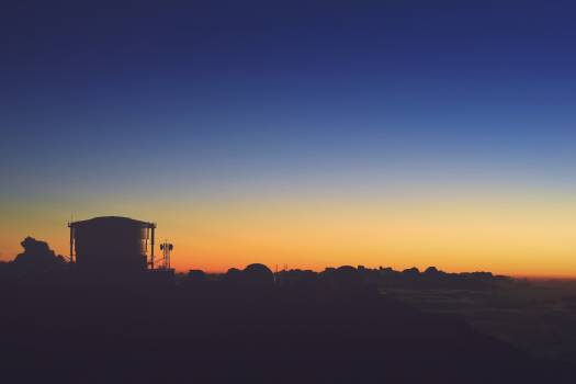 Sky Sunset Landscape #363180
