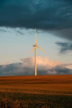 Turbine Wind Electricity Free Photo