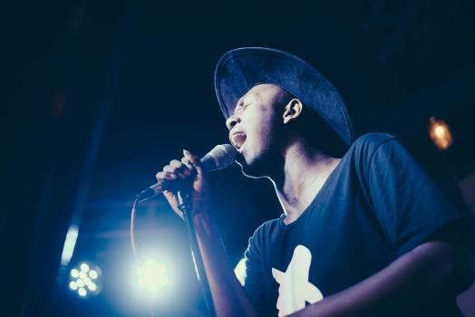 Stage Singer Musician Free Photo