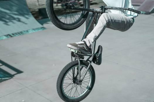 Unicycle Bicycle Wheeled vehicle Free Photo